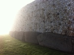 Newgrange was built to align with solar movements